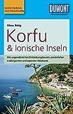 DuMont Reise-Taschenbuch Reiseführer Korfu & Ionische Inseln: mit Online-Updates als Grat...