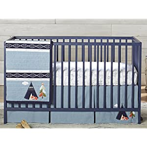 Just Born Crib Bedding Set, Adventure
