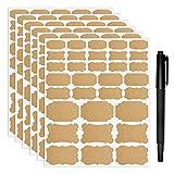 Nardo Visgo Assorted Size Kraft Paper...
