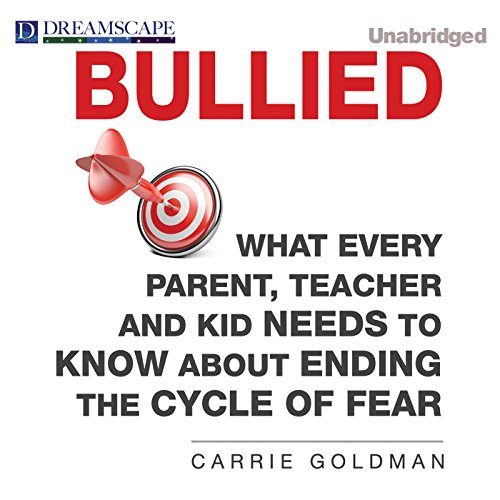 Bullied audiobook cover art