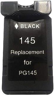 Cartucho de Tinta Canon PG-145 MG2410 MG2510 MG2910 MG3010 IP2810 - Preto - Compatível