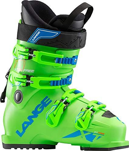 Lange - Chaussures De Ski XT 80 Wide SC (Fluo Green) - Mixte - Taille 40 - Vert