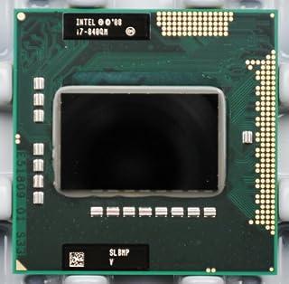 インテル Intel Core i7 Mobile i7-840QM CPU 1.86GHz SLBMP
