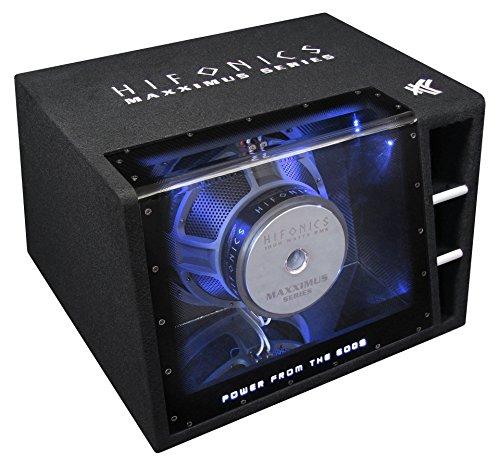 Hifonics Maxximus MXZ12BP - 30cm Bandpass-Subwoofer