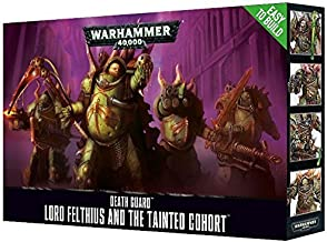 Easy-To-Build Lord Felthius and the Tainted Cohort Warhammer 40000