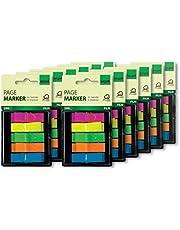 Sigel Markeerstiften Mini in het formaat 12 x 43 mm, 5 kleuren