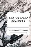 Composition Notebook: Zebra Notebook For Boys, Handwriting Notebook, Kindergarten Composition Book