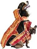 Haustier Hund Katze süß Bacon Anzug Fast Food Turnier Kleidung Kostüm Kleid Kostüm Outfit...