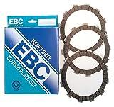 EBC Brakes CK2254 Clutch Friction Plate Kit , Black