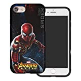 Coque Hybride Marvel Avengers pour iPhone 6S/iPhone 6 (4,7') Infinity War Spider Man (iPhone 6S/iPhone 6)