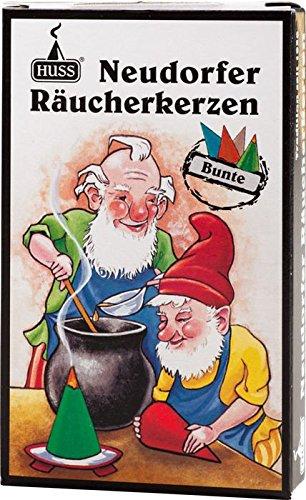 "Neudorfer Räucherkerzen ""Bunte Mischung"""