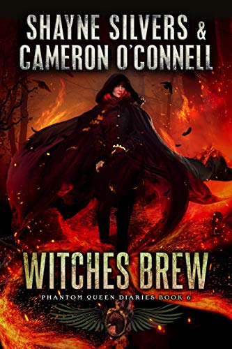 Witches Brew: Phantom Queen Book 6 - A Temple Verse Series (The Phantom Queen Diaries) (English Edition)
