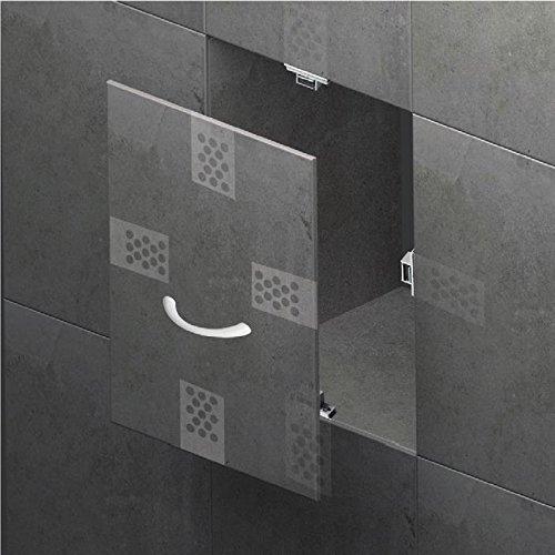 Revisionsklappe Universal Magnetisch Revisionstür Fliese Metall Wartungstür