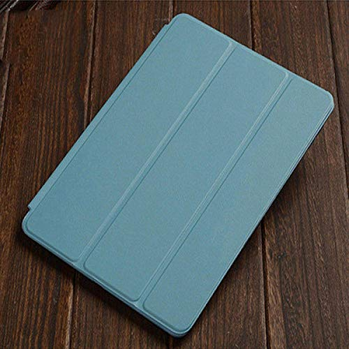 DELLA Applicable to iPad mini5 tablet PC protective cover mini 5 imitation original all-inclusive sideband dormant leather case OEM-For ipad 6/Air 2