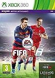 Electronic Arts FIFA 16, Xbox 360 Básico Xbox 360 Inglés vídeo - Juego (Xbox 360, Xbox 360, Deportes, Modo multijugador, E (para todos), Soporte físico)
