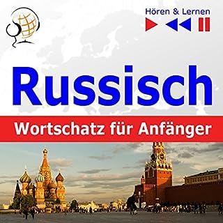 Russisch Wortschatz für Anfänger - Hören und Lernen Titelbild