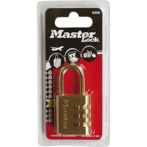 MASTER LOCK - 630EURD - Zahlenschloss 30mm