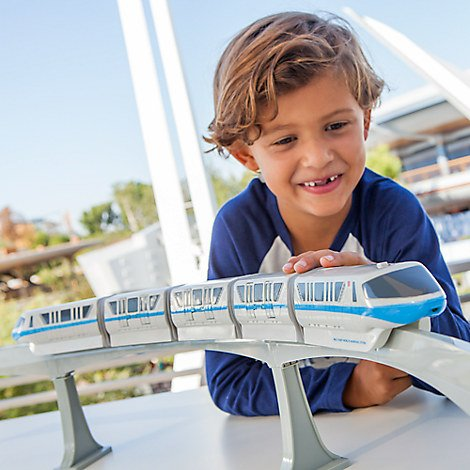 Walt Disney World Resort Monorail Play Set Train Disney Parks
