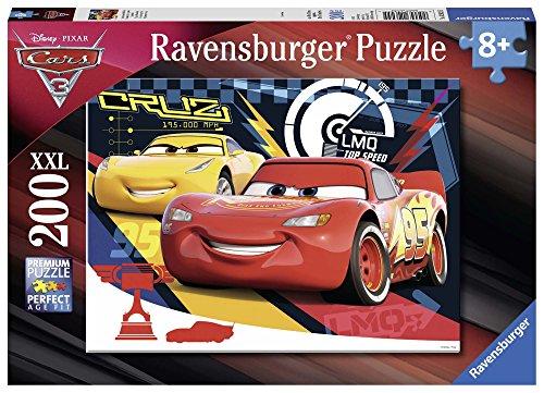 Ravensburger Kinderpuzzle 12625 - Quietschende Reifen - 200 Teile