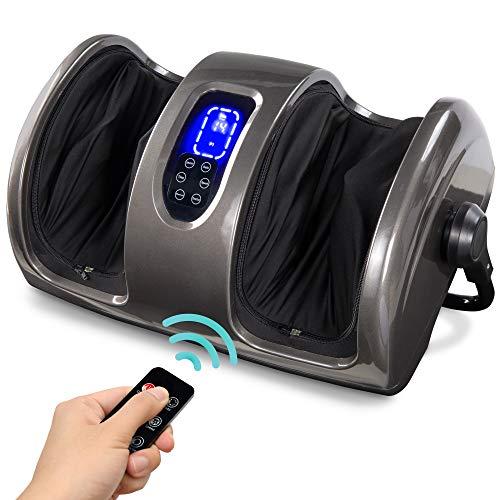 Best Choice Products Foot Massager Machine Shiatsu Leg Massager