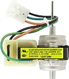 GE WR60X10168 Genuine OEM Condenser Fan Motor Assembly for GE Refrigerator