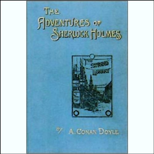 The Adventures of Sherlock Holmes (Dramatised) cover art