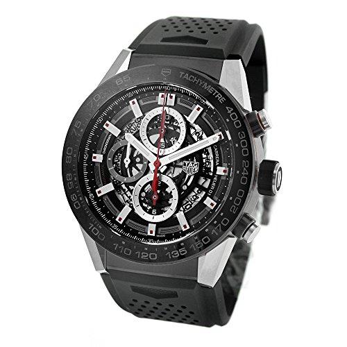 [タグホイヤー] 腕時計 CAR2A1Z.FT6044 メンズ 並行輸入品 ブラック [並行輸入品]