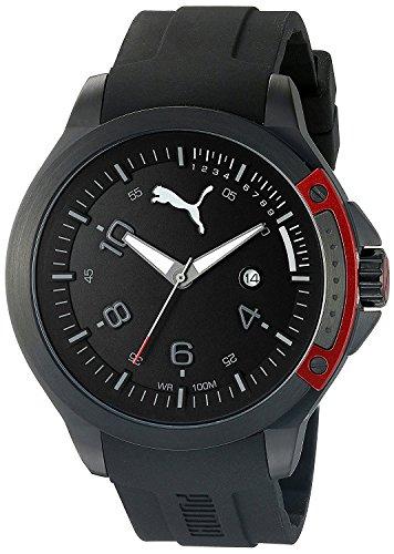 Puma Time PU104011001 - Reloj de Cuarzo para Hombre