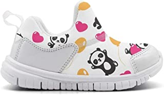 ONEYUAN Children Cute Panda Bear Cartoon Kid Casual Lightweight Sport Shoes Sneakers Walking Athletic Shoes