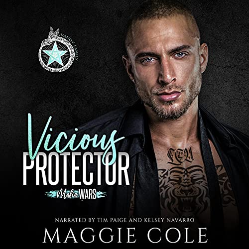 Vicious Protector Audiobook By Maggie Cole cover art