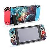 Custodia protettiva per Nintendo Switch,Sci-Fi Space PlanetDurable Cover per Nintendo Switch e Joy Con