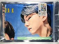 MONSTA X モンスタエックス グッズ / ミニ ブランケット ひざ掛け (ミニ毛布) - Mini Blanket [TradePlace K-POP 韓国製]