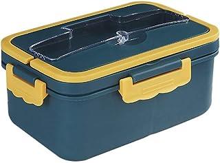 WZHZJ Portable Lunch Box New Hot Style Japonais for Kids School Compartiment Bento Box Cuisine Leakproof Food Box
