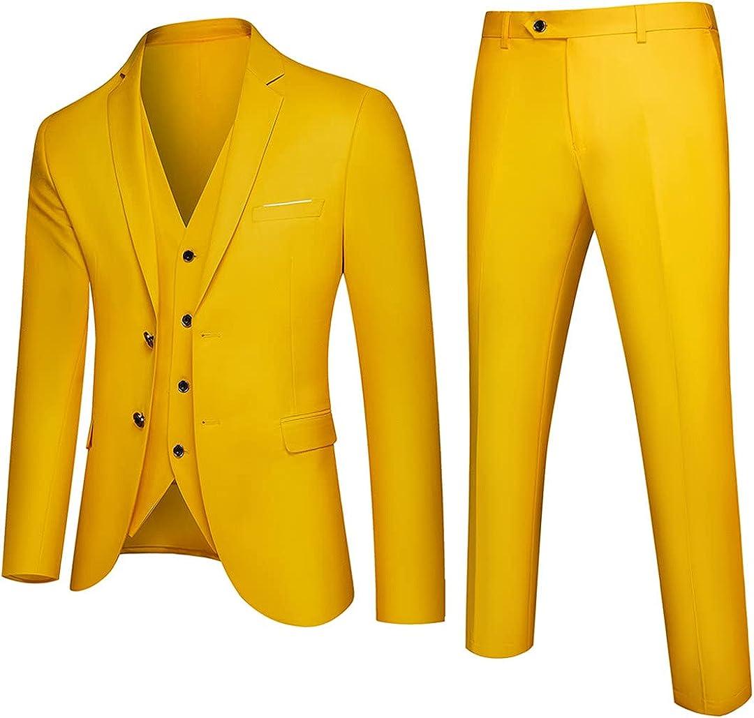 Business Milwaukee Cheap Mall Suit Blazers Trousers Waistcoat Men's Wedding Three Pie