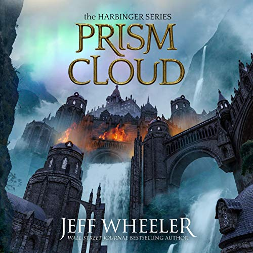 Prism Cloud audiobook cover art