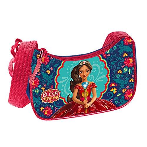 Disney Bolso bandolera Elena Of Avalor para niña 18 x 13 x 6 cm
