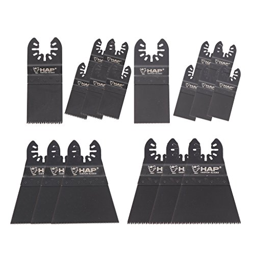 Purchase Harpow 18 Pcs Universal Standard Japanese Teeth Saw Blades