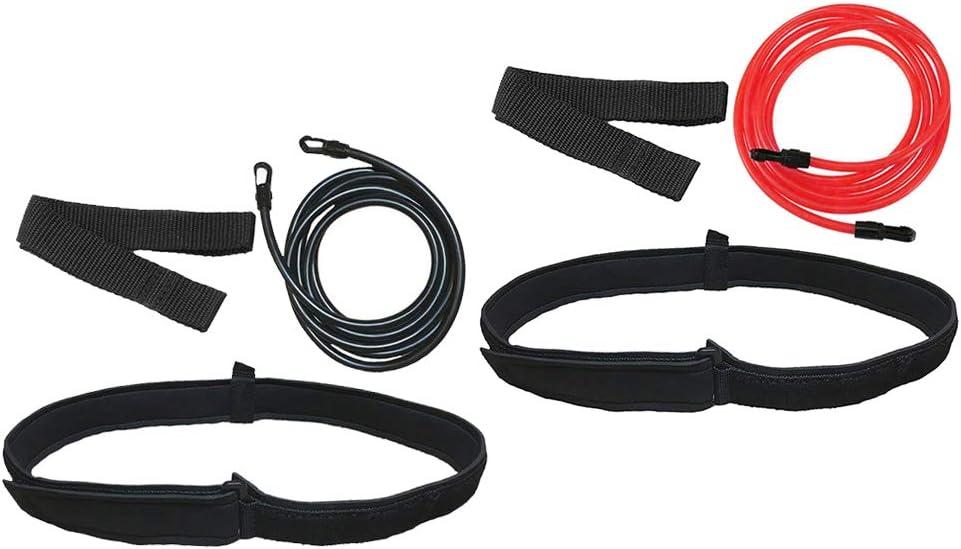 Tongina 2X Limited price sale 3.0M Sale special price Swim Training Set Belt Band Pool Resistance