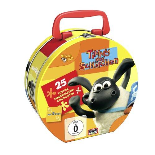 Timmy, das Schäfchen - Die 1. Tin-Box [5 DVDs]