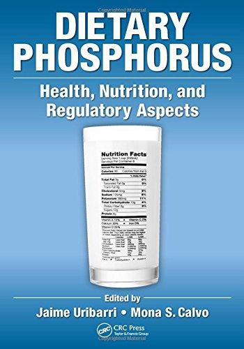 『Dietary Phosphorus: Health, Nutrition, and Regulatory Aspects』のトップ画像