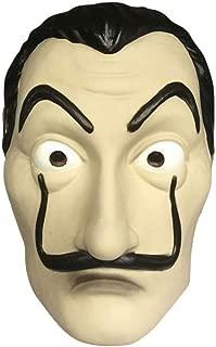 mascara casa del papel