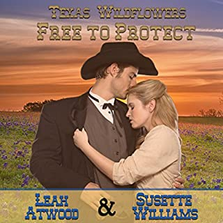 Free to Protect     Texas Wildflowers, Book 3              By:                                                                                                                                 Leah Atwood,                                                                                        Susette Williams                               Narrated by:                                                                                                                                 Allyson Voller                      Length: 1 hr and 26 mins     26 ratings     Overall 4.6