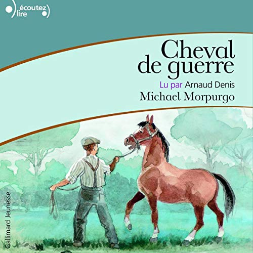 Cheval de guerre cover art