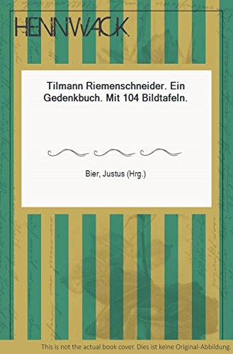 Tilmann Riemenschneider