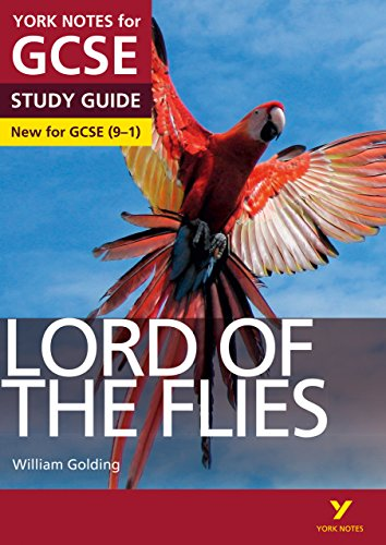 Lord of the Flies: York Notes for GCSE (9-1) ebook edition (English Edition)