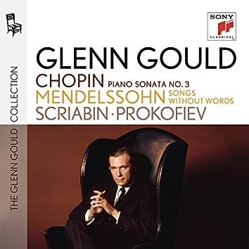 Chopin: Piano Sonata No. 3 - Mendelssohn: Songs Without Words