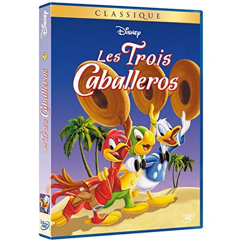 Les Trois Caballeros [Francia] [DVD]