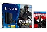 Abbildung PlayStation 4 Pro - Konsole (1TB) inkl. Call of Duty: WWII + Wolfenstein II: The New Colossus