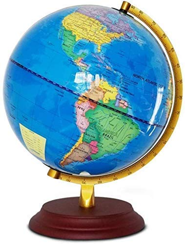 Globe, Tabletop Globe Explore The World Floating Globe Globe Student Teaching Office Display Decoration HD World Geography Teaching Children's Globe 10 Inches