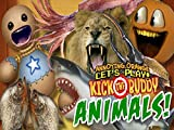 Clip: Kick the Buddy - Animals #1